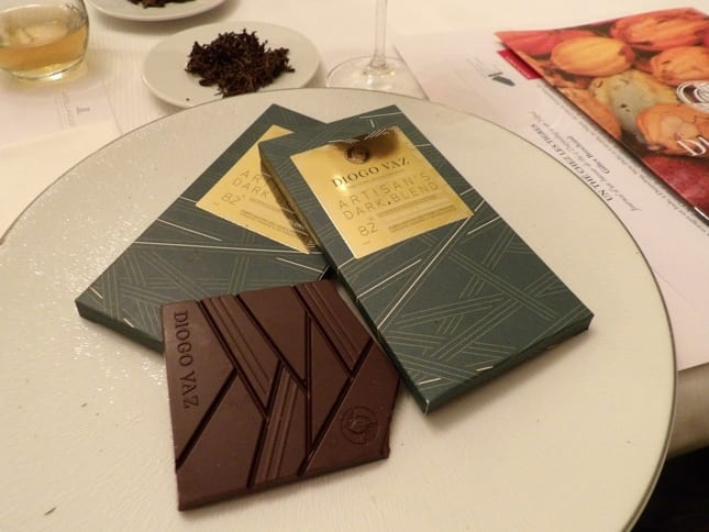 Artisans Dark Blend chocolate bars