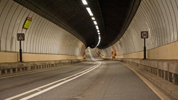 MalDia Proposed tunnel