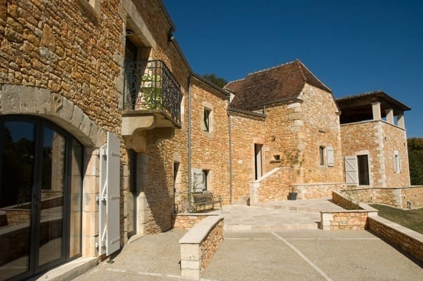 The huge Hauts de Pont de lOuysse house to rent