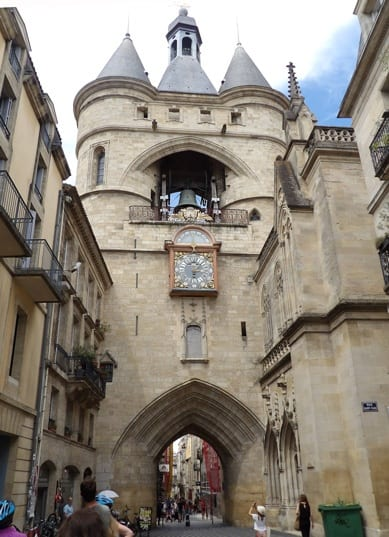 The Grosse cloche gate