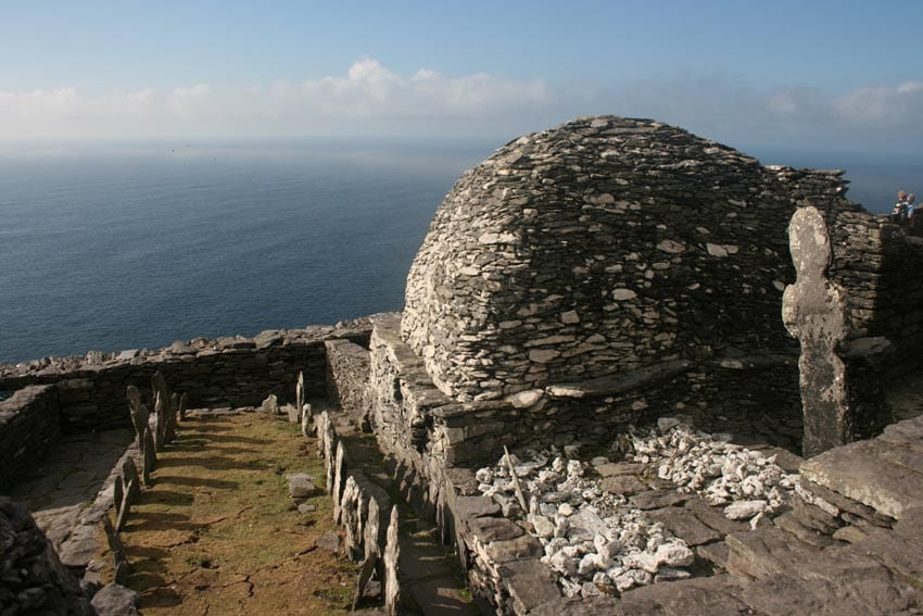 Sea View southwards Skellig Michael
