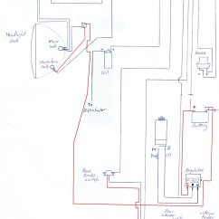 Wiring Diagram For Motorcycle Pro Tach Electrical Info - B-cozz