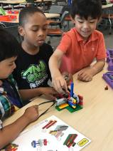 E2 Young Engineers 2018 summer STEM 2