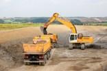 Digging Trucks Small
