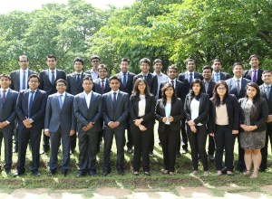 DMLs, Section toppers and scholarship awardees
