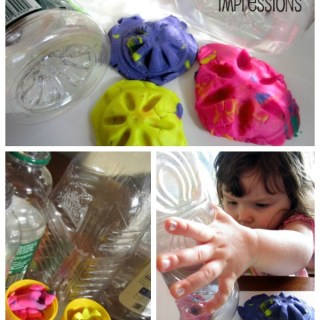 A Tool for Play Dough Fun – Found Right in Your Recycling Bin