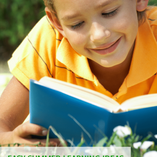 15 Ways to Encourage Summer Learning in Kids