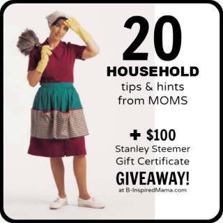 Household Tips and Hints [From the Mouths of Moms]