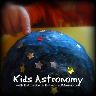 Kids Astronomy with BabbaBox