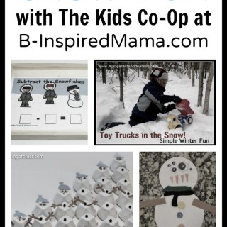 Snow Fun with The Kids Co-Op