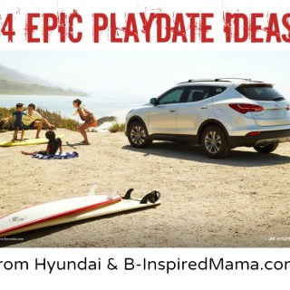 Epic Play Date Ideas with Hyundai
