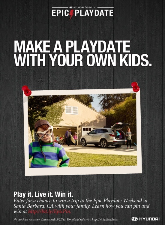 14 Epic Play Date Ideas from Hyundai and B-InspiredMama.com