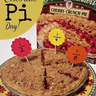 Preschool Pi Day Math Fun