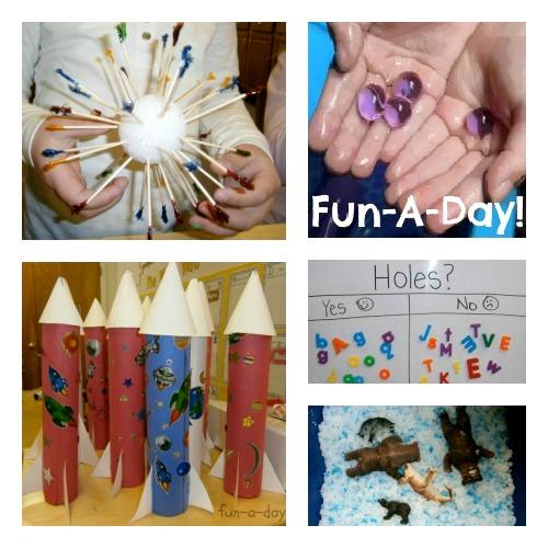 Fun-A-Day on B-InspiredMama.com