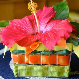 Kids Mothers Day Basket Craft [From the Mamas]