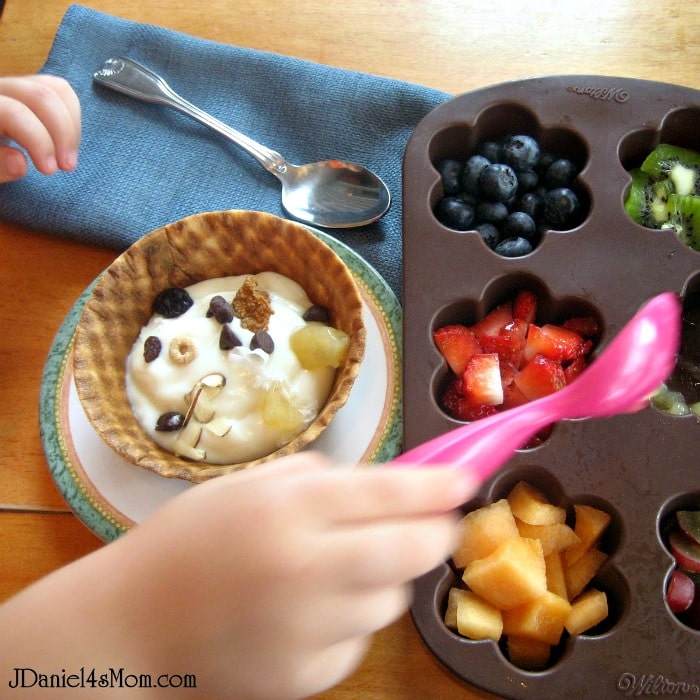 Mothers Day Breakfast Sundae [From the Mamas]
