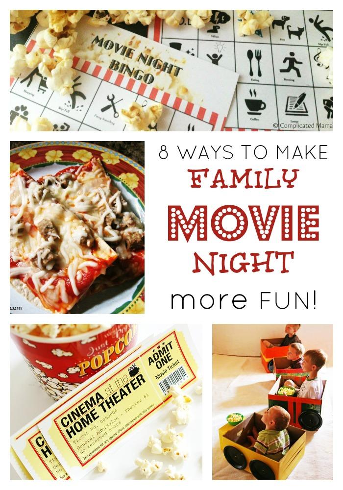 Fun Family Home Evening Ideas