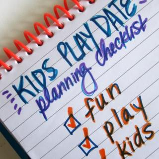 Kids Play Date Planning [Sponsored by Kleenex #CleanHands + Giveaway]