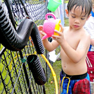Awesome Outdoor Activities from The Weekly Kids Co-Op