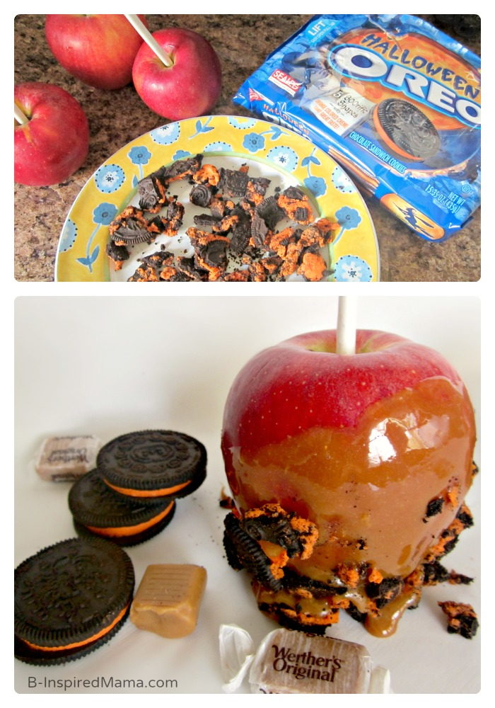 Jazzing Up a Simple Caramel Apple Recipe