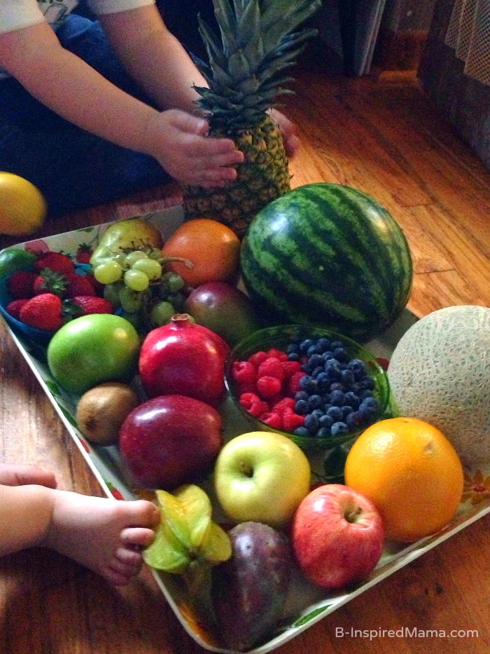 Kids Fruit Fun and Learning [Sponsored by FruitsMax]