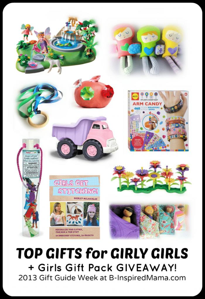 {2013 Gift Guide Week} Top Picks for Girly Girls