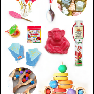 {2013 Gift Guide Week} Top Stocking Stuffers for Kids