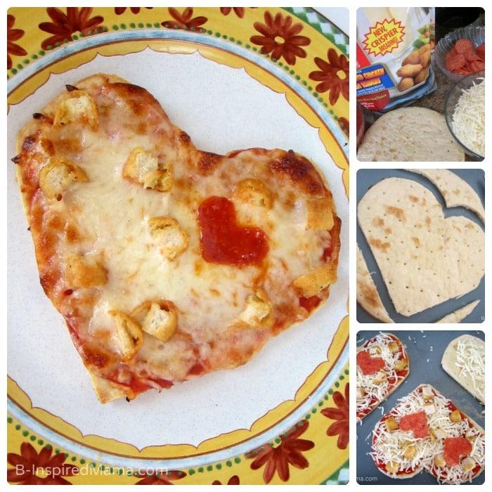 Valentines Day Kids Pizzaq