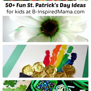 50+ Fun Ideas for St. Patrick's Day for Kids