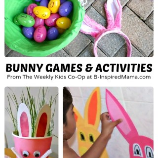Fun Bunny Games and Activities for Kids