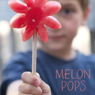 Kids in the Kitchen – Watermelon Pops