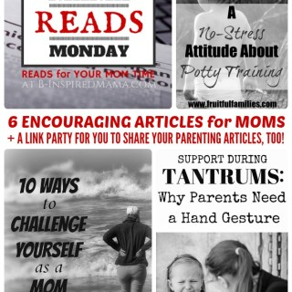 Mama Reads Monday – August 11th