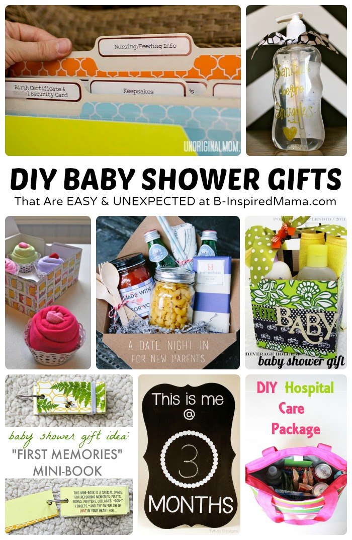 Easy and unexpected diy baby shower gifts b inspired mama easy and unexpected diy baby shower gifts at b inspired mama sponsored by negle Images
