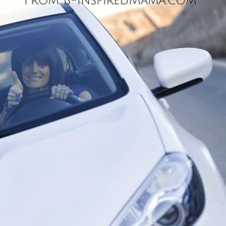 Safe Driving Tips for Moms