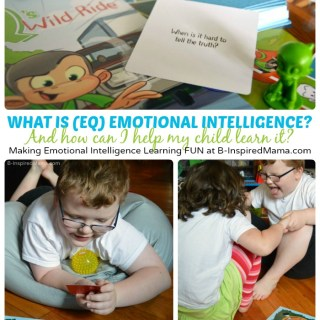 Emotional Intelligence – What It Is + A Game to Make It Fun