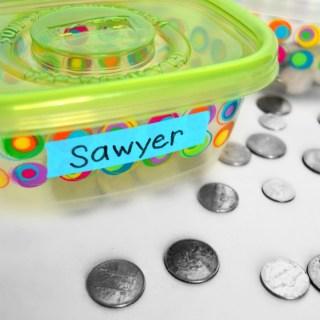 Super Simple Coin Reward System