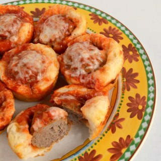 Kids in the Kitchen – Easy Meatball Biscuit Bites