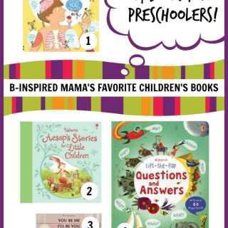 Our Favorite Children's Books – Books for Preschoolers