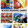18 Fun Kids Reading Games And Activities B Inspired Mama