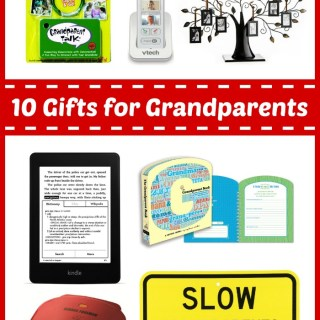 Holiday Gift Guide 2014: Gifts for Grandparents