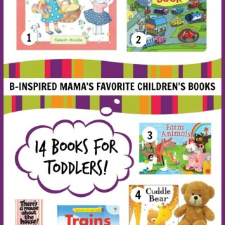 Our Favorite Children's Books – Books for Toddlers