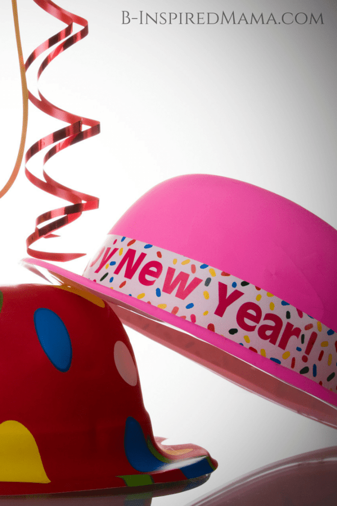 Moms Share Their Favorite New Years Eve and New Years Day Family Traditions at B-Inspired Mama