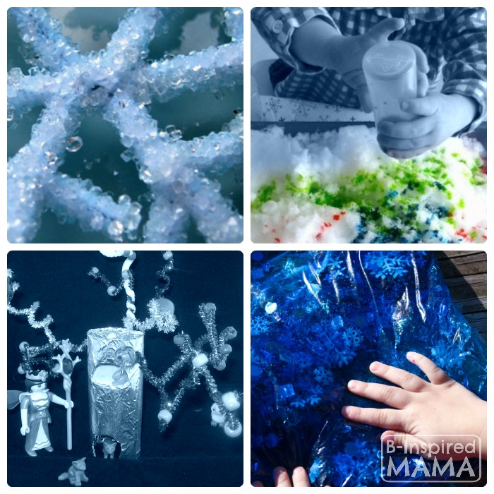 Fun Winter Activities for Kids + The Kids Co-Op Link Party at B-Inspired Mama