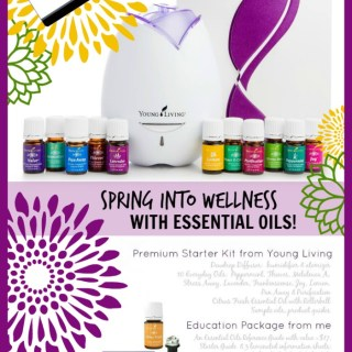 Spring into Wellness with the Best Essential Oils Deal!