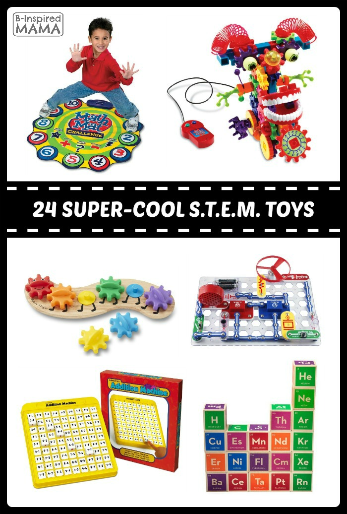 Best Stem Toys For Kids And Toddlers : Fun finds for kids the best stem toys