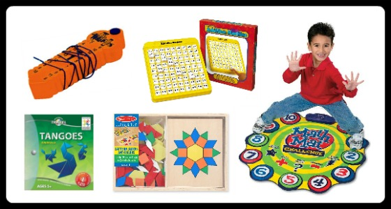 24 of The BEST STEM Toys for Kids - Math Toys and Tangrams at Fun Finds Friday - B-Inspired Mama