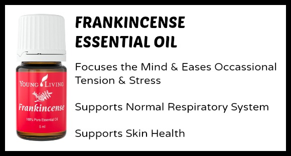 Frankincense Essential Oil Uses for Moms and Kids at B-Inspired Mama
