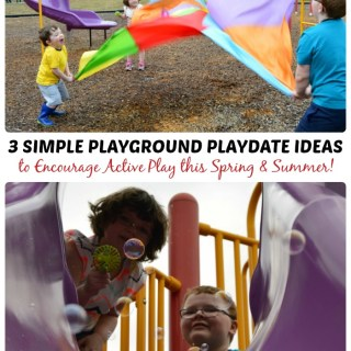 3 Simple Playground Playdate Ideas