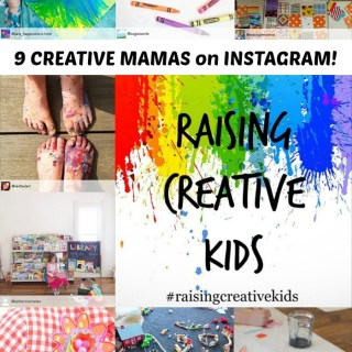 9 Creative Kids and Mamas to Follow on Instagram