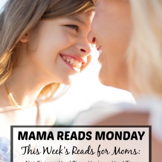 Mama Reads Monday – Weight, Summer Challenges, & MORE!
